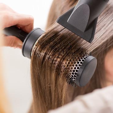 coiffure femme afro, coupe de cheveux femme maghrébins, lissage bresilien,